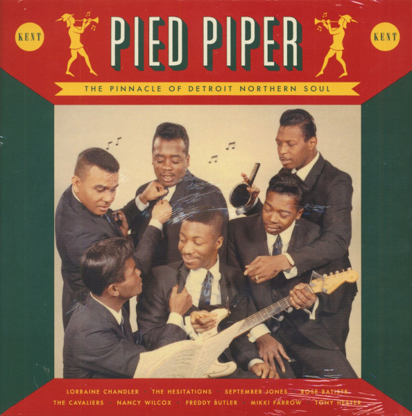 Pied Piper - The Pinnacle Of Detroit Northern Soul (LP)