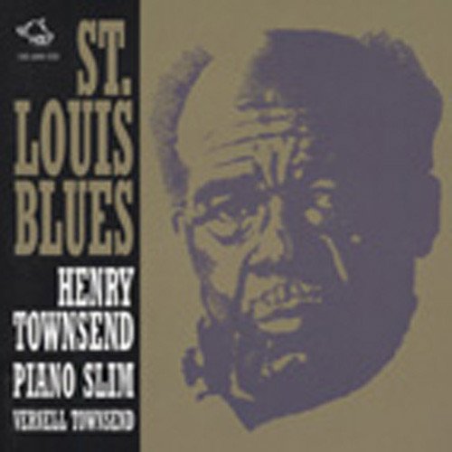 Townsend, Henry St. Louis Blues