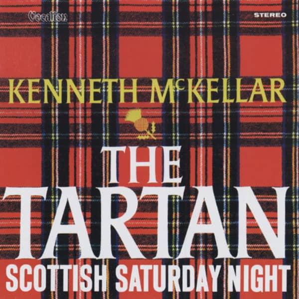 Mckellar, Kenneth The Tartan & Scottish Saturday Night