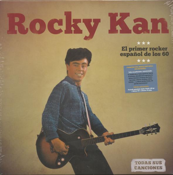 El Primer Rocker Espanol De Los 60 - Todas Sus Canciones (2-LP)