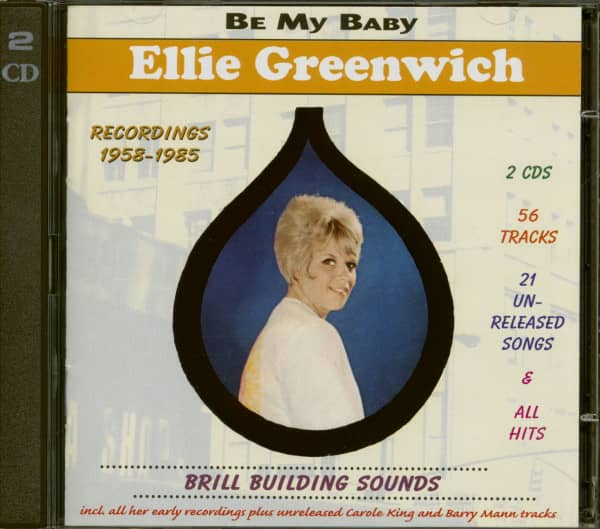 Be My Baby - Brill Building Sounds 1958-85 (2-CD)