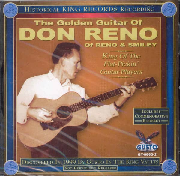 Reno, Don The Golden Guitar Of Don Reno
