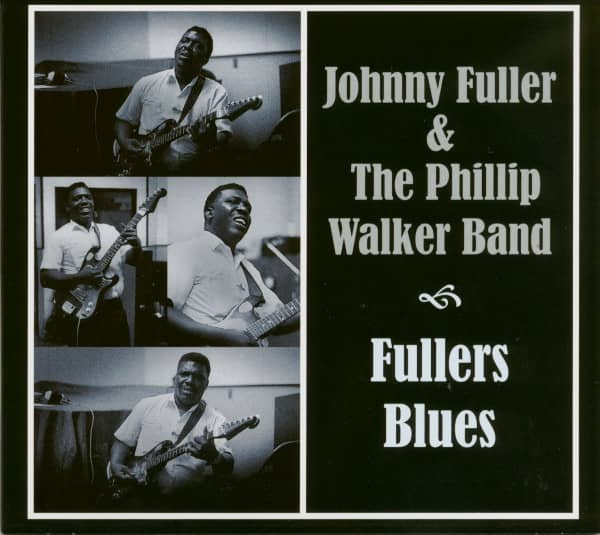 Fullers Blues (CD)
