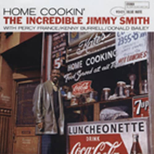 Smith, Jimmy Home Cookin'...plus