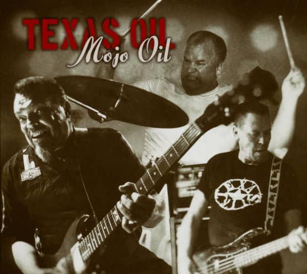 Mojo Oil (CD)