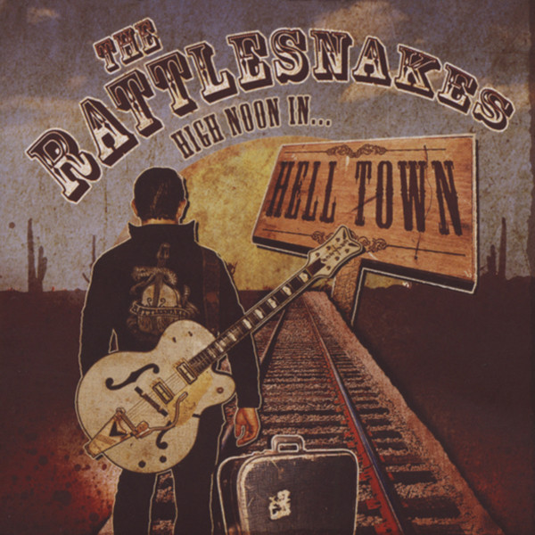 Rattlesnakes High Noon In Hell Town