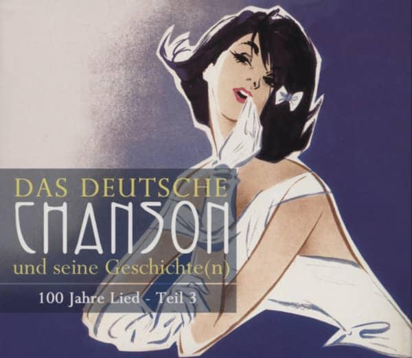 Various Das deutsche Chanson, Teil 3 (3-CD)