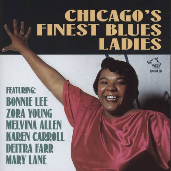 Va Chicago's Finest Blues Ladies