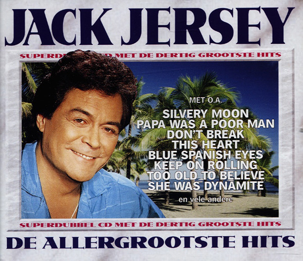 Jersey, Jack De Allergrootste Hits (2-CD)