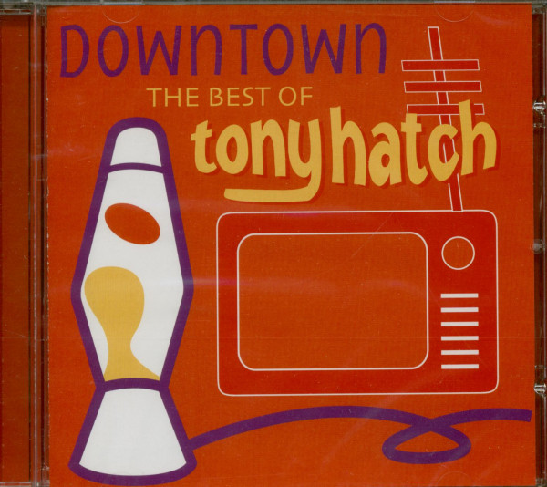 Downtown - The Best Of Tony Hatch (CD)