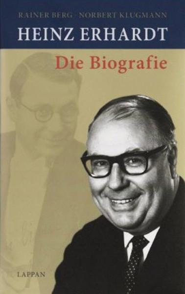 Erhardt, Heinz Rainer Berg & Norbert Klugmann: Die Biografie