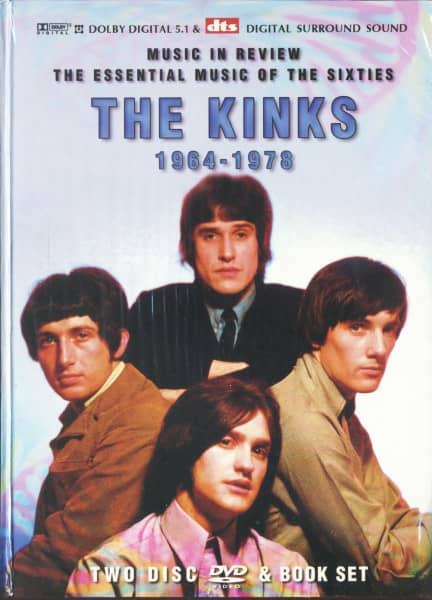 Music In Review 1964-1978 (2-DVD - Digibook)