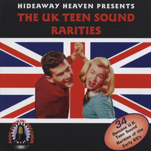 Va UK Teen Sound Rarities