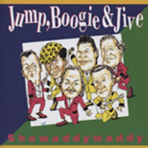 Jump Boogie And Jive (1991)...plus