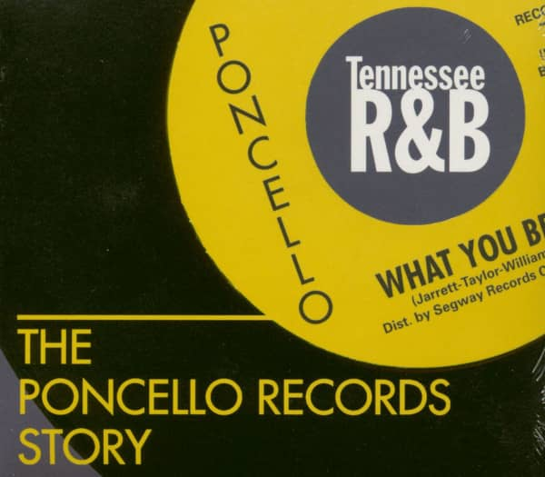 The Poncello Records Story