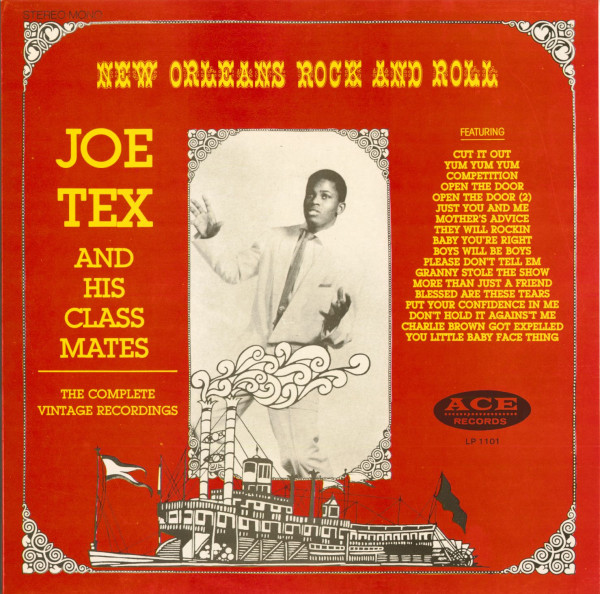 New Orleans Rock & Roll (LP)
