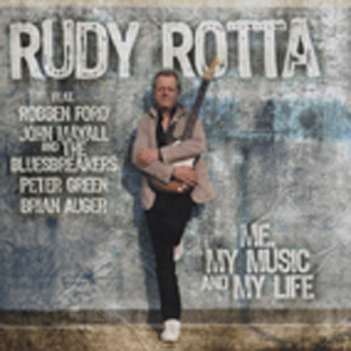 Rotta, Rudy Me, My Music And My Life (2-CD)