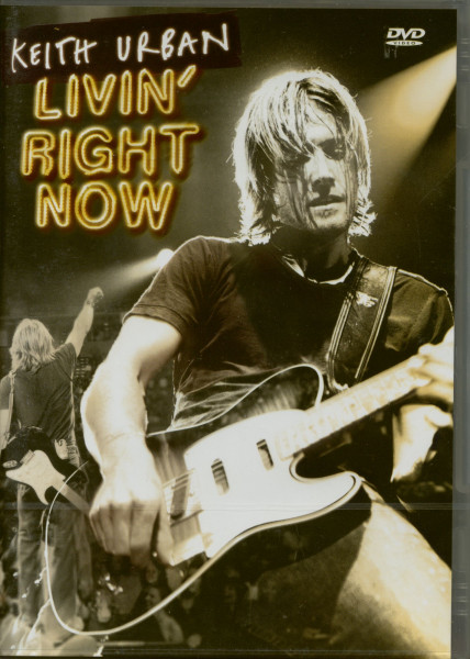 Livin' Right Now (DVD)