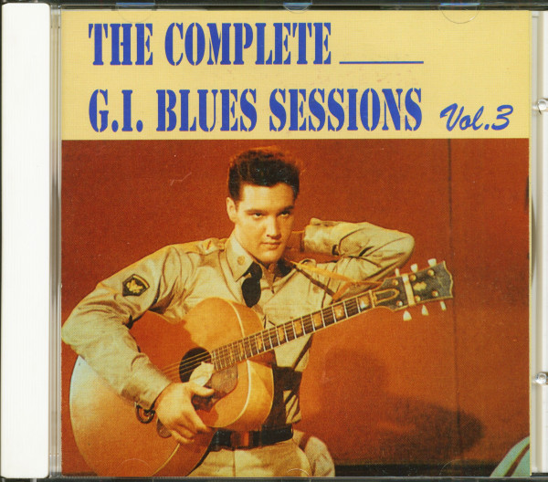 The Complete G.I. Blues Sessions Vol.3 (CD)