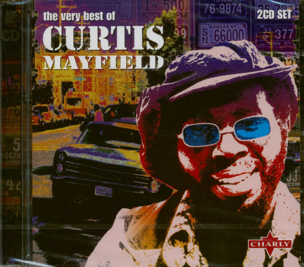 The Very Best Of Curtis Mayfield (2-CD)