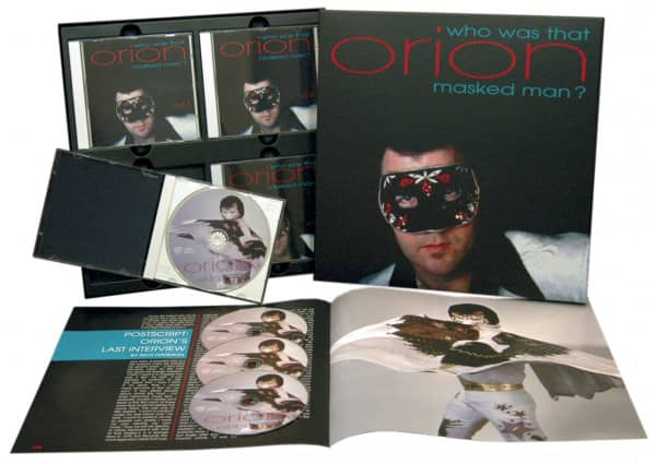 Who Was That Masked Man? (4-CD Deluxe Box Set)
