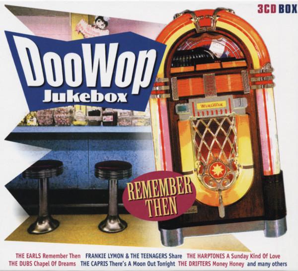 Doo Wop Jukebox (3-CD)