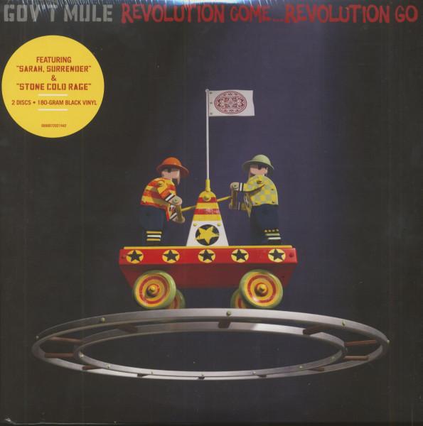 Revolution Come...Revolution Go (2-LP, 180g Vinyl)