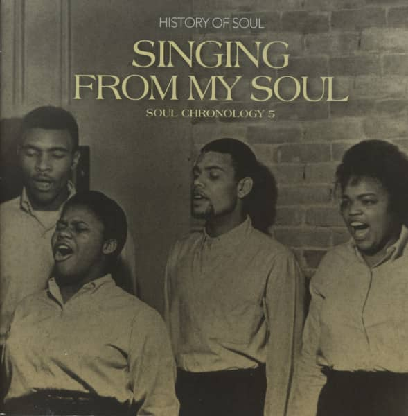 Singing From My Soul (2-CD) Soul Chronology Vol.5