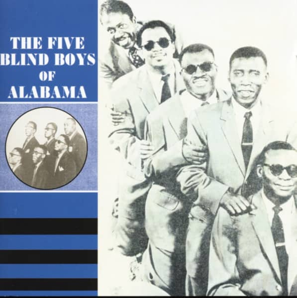 Five Blind Boys Of Alabama 1948-1951