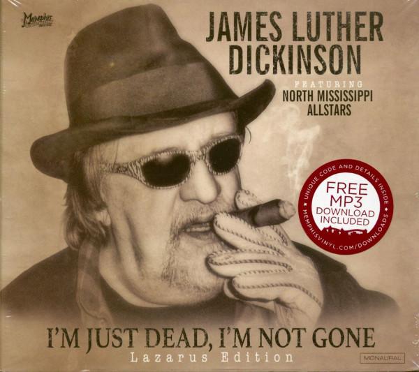 I'm Just Dead I'm Not Gone (CD & Download Card)