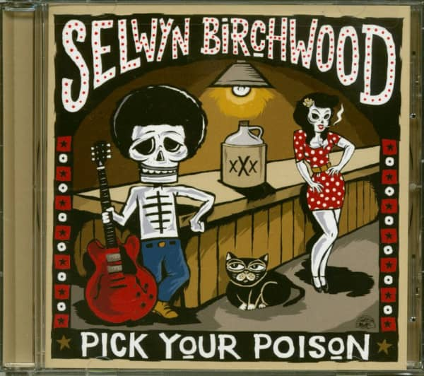 Pick Your Poison (CD)