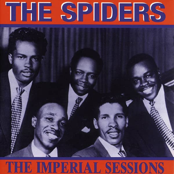 Spiders The Imperial Sessions 2-CD