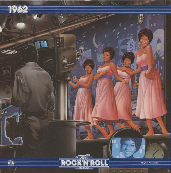 The Rock & Roll Era 1962 (2-LP)