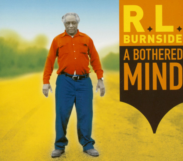 A Bothered Mind (CD)