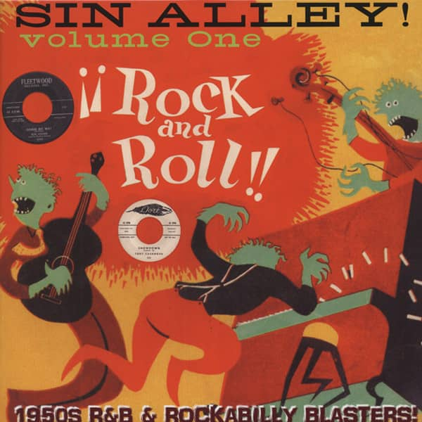 Va Sin Alley Vol.1 (2011 re-release)