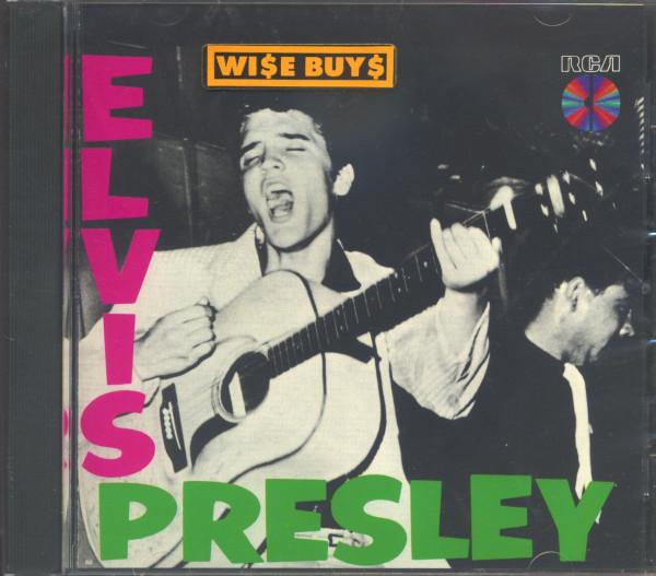 Elvis Presley (CD, US Version mono)