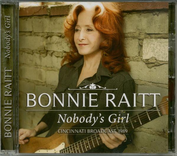 Nobody's Girl (CD)