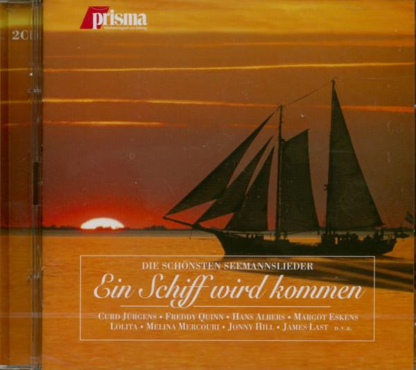 Va Ein Schiff wird kommen - Seemannslieder(2-CD)