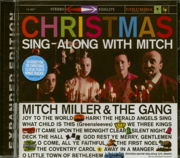 Christmas Sing-Along With Mitch (CD)