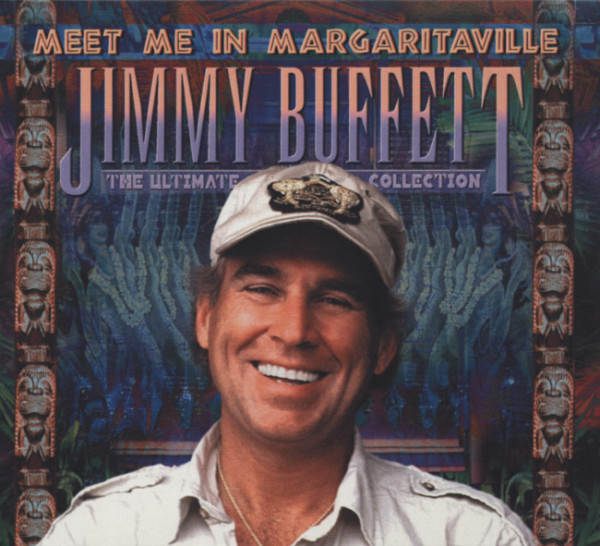 Buffett, Jimmy Meet Me In Margaritaville 2-CD