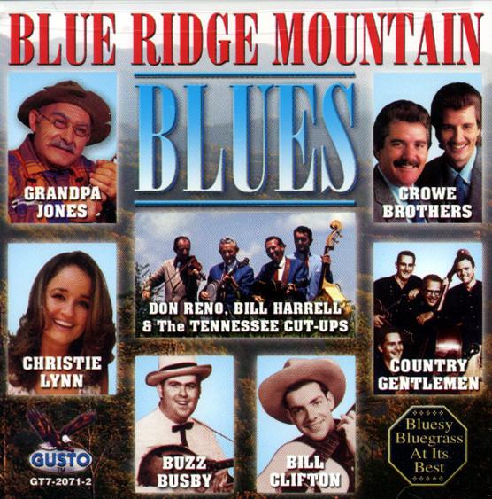 Va Blue Ridge Mountain Blues