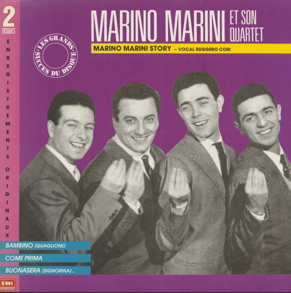 Marino Marini Story (2-LP)