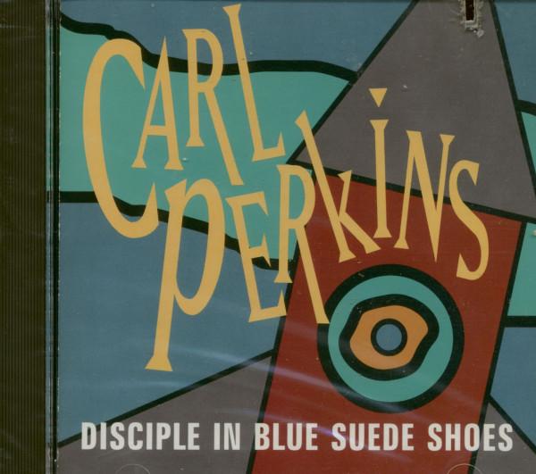Disciple In Blue Suede Shoes (Cut-Out CD Album)