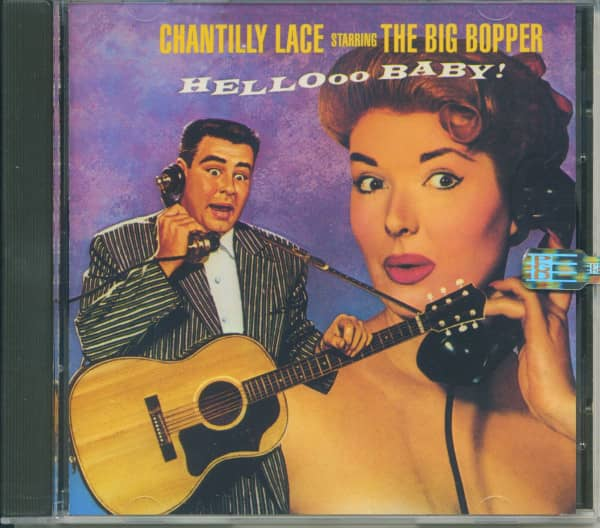 Chantilly Lace (CD)