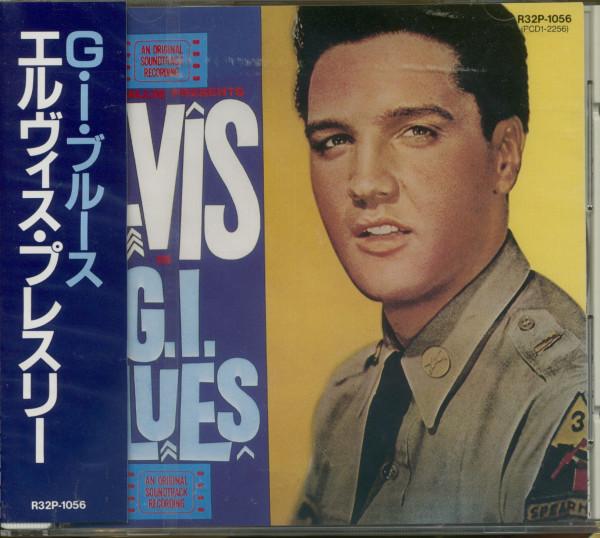 G.I. Blues (CD Japan)