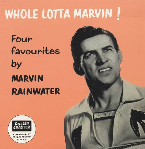 A Whole Lotta Marvin 7inch, 45rpm, EP, PS