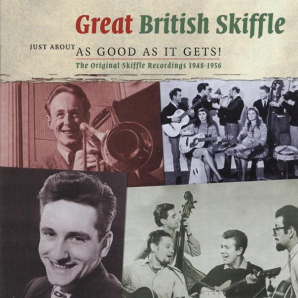 Va Skiffle - As Good As It Gets 2-CD