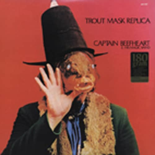Captain Beefheart Trout Mask Replica (2-LP)