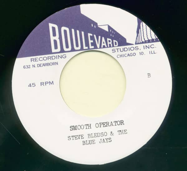 Smooth Operator - Too Many Girl Friends (7inch, 45rpm)
