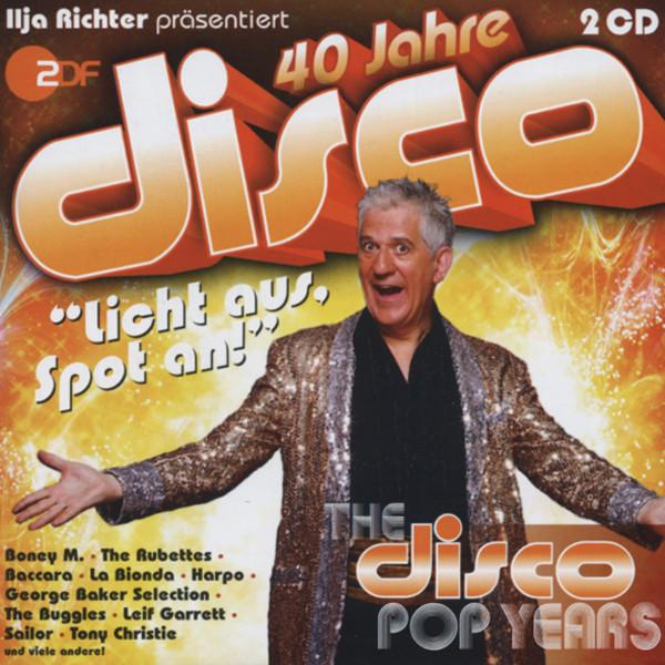 Disco - The Pop Years (2-CD)